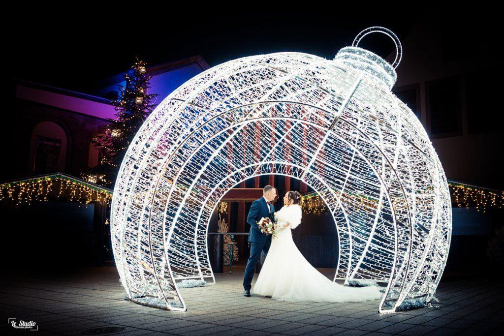 photo de mariage à Sélestat, Alsace. port de date de mariage à cause du covid-19